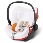 Cybex Summer Cover White Cloud S i-Size