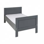 Kidsriver Felix Junior Bed 70-150 Antraciet