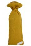 Meyco Kruikenzak Knit Basic Geel