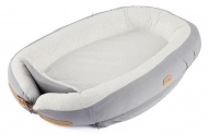 Voksi Babynest Premium Light Grey/Grey