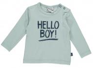 Babylook T-Shirt Hello Mint