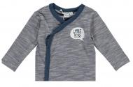Babylook T-Shirt Overslag Melange