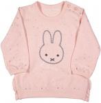 Nijntje/Miffy Sweatshirt Love Roze