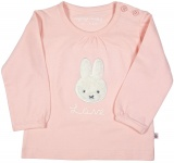 Nijntje/Miffy T-Shirt Love Roze