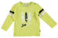Babylook T-Shirt Sea Wild Lime
