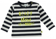 Babylook T-Shirt Ready Stripe