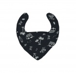 Babylook Bandana Holiday Navy