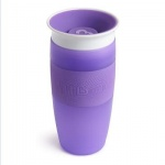Munchkin Miracle 360º Sippy Cup BIG Purple 414ml