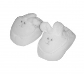 Soft Touch Slof Bunny Wit
