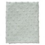 Cottonbaby Wiegdeken Dot 3D Melee Groen75 x 90 cm
