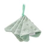 Cottonbaby Speendoekje Dot 3D Melee Groen