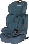 Titaniumbaby i Safety ! Niklas Isofix Denim Groep 1/2/3