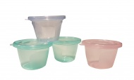 BD Collection Snack Cups (4Pack)