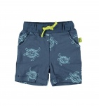 Babylook Shorts Turtle Faded Denim