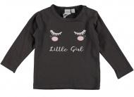 Babylook T-Shirt Girl Asphalt