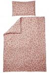 Meyco Overtrek Panter Pink 100 x 135 cm