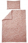 Meyco Overtrek Panter Pink  120 x 150 cm
