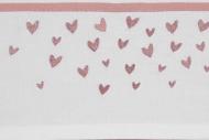 Meyco Laken Hearts Oudroze 75 x 100 cm