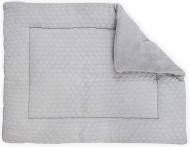 Jollein Boxkleed Fancy Knit Soft Grey 80 x 100 cm