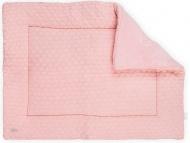 Jollein Boxkleed Fancy Knit Soft Blush Pink 80 x 100 cm