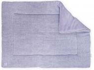 Jollein Boxkleed Melange Knit Soft  Lilac 80 x 100 cm