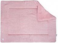 Jollein Boxkleed Melange Knit Soft Pink 80 x 100 cm