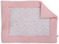 Jollein Boxkleed Tiny waffle Soft Pink  80 x 100 cm