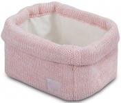 Jollein Verzorgingsmand Melange Knit Soft Pink