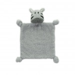 Little Lemonade Knuffeldoekje Soft Grey