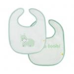 Little Lemonade Slabber Waterproof Peek a Booh/Hippo Green (2pack)
