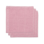 Little Lemonade Monddoek Badstof Candy Pink (3pack)