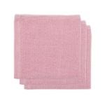 Little Lemonade Monddoek Badstof Candy Pink (3pack)