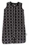 Briljant Slaapzak Winter Grid Black 70cm