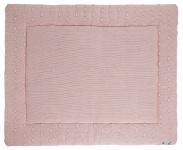 Meyco Boxkleed Knots Roze 77 x 97 cm