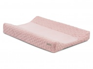 Jollein Waskussenhoes Fancy Knit Blush Pink