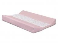Jollein Waskussenhoes Tiny Waffle Soft Pink