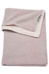 Meyco Deken Knit Basic DeLuxe Oudroze 75 x 100 cm