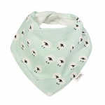 Trixie Bandana Bib Sheep