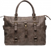 Little Company Diaperbag Helsinki Solid Taupe