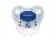 Bibi Fopspeen Dental Sea Blue 0-6mnd