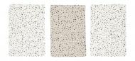 Bébé-Jou Hydrofiele Washandjes Fabulous Dots (3 stuks)