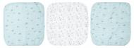 Luma Hydrofiele Monddoekjes Paper Boats (3 stuks)