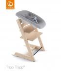 Stokke® Tripp Trapp® Newborn  Textiel Set Grey