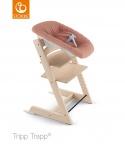 Stokke® Tripp Trapp® Newborn  Textiel Set Coral Confetti