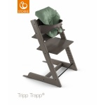 Stokke® Tripp Trapp® Mini Baby Cushion Timeless Green (Organic Cotton)
