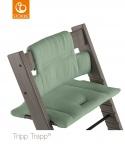 Stokke® Tripp Trapp® Classic Cushion Timeless Green (Organic Cotton)