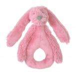 Happy Horse Rabbit Richie Rattle Deep Pink 18 cm