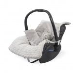 Jollein Comfortbag Fancy Knit Soft Grey
