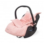 Jollein Comfortbag Fancy Knit Blush Pink