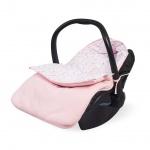 Jollein Comfortbag Tiny Waffle Soft Pink